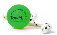 Pallina verde FUN mini di Top-Matic